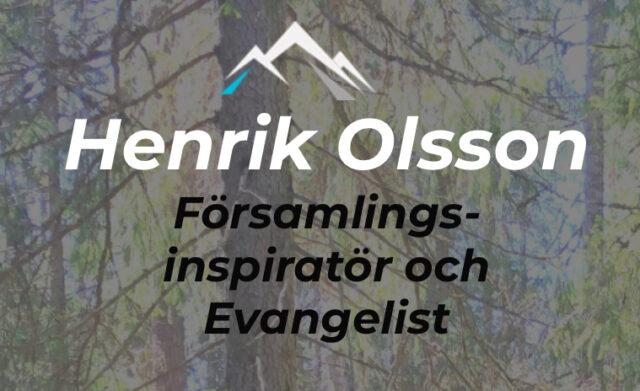 Undervisning om Guds uppdrag för Dalslandsförsamlingarna. Söndag 25/4 11:00.